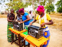 A Tailored Livelihood for Women in Kilifi