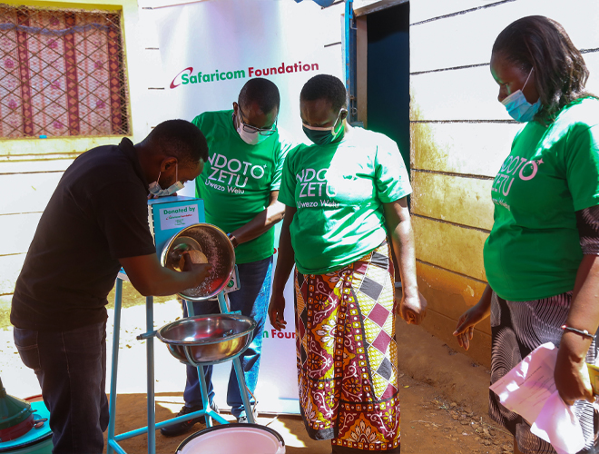 Supporting Community Dreams in Kilifi
