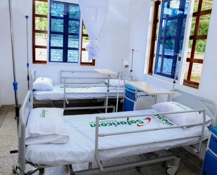 Handover of Maternal Shelter at Witu Health Centre in Lamu County