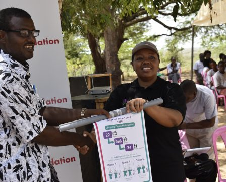Launch of Accelerated Learning Programme in Tana River County