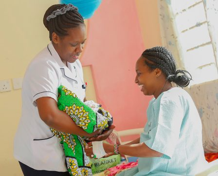 King Fahad Referral Hospital, Lamu County